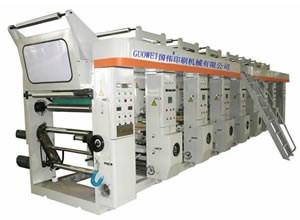 ASY600-1200D型无轴凹版印刷机